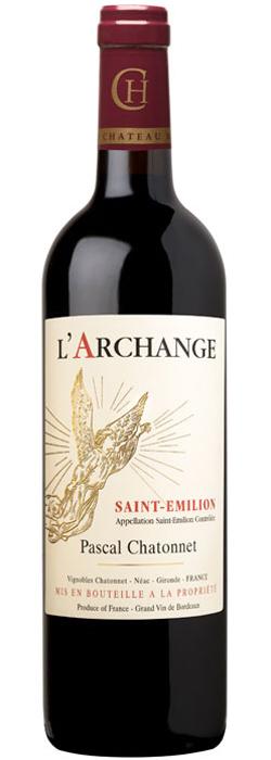 visuel L'Archange 2008