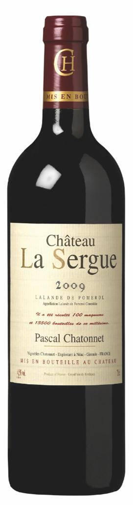 visuel La Sergue 2009