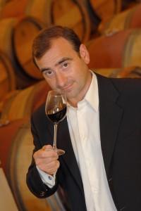 Pascal Chatonnet dégustation barriques