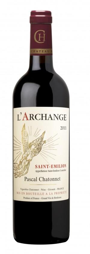 visuel L'Archange 2011