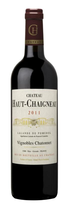 visuel Château Haut-Chaigneau 2011