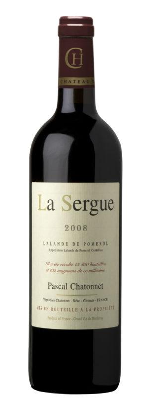 visuel La Sergue 2008