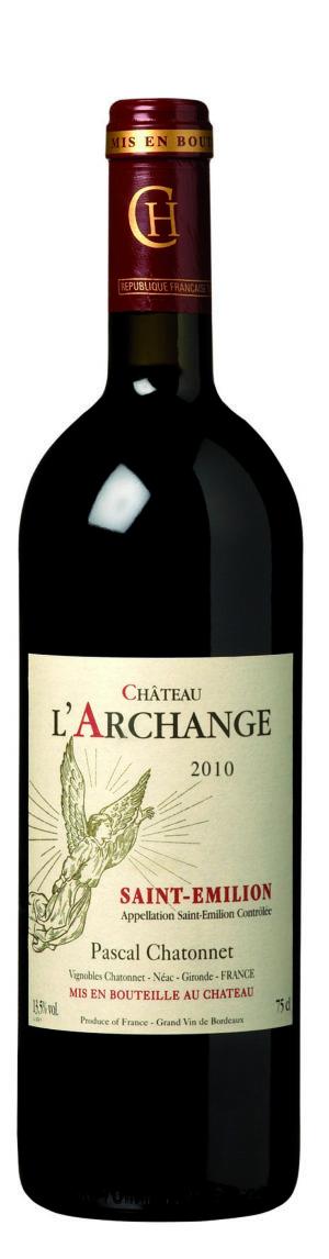 visuel L'Archange 2010
