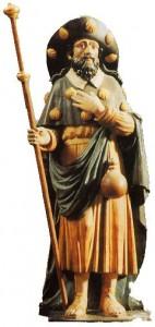 pèlerin saint jacques de compostelle