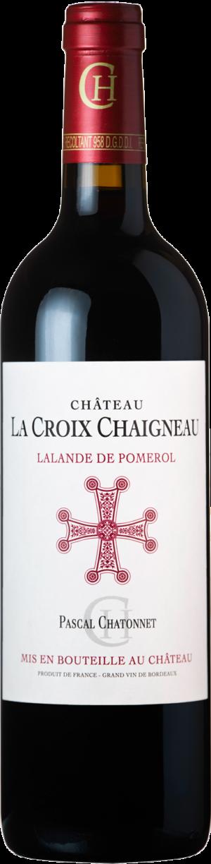 visuel Château La Croix Chaigneau 2018