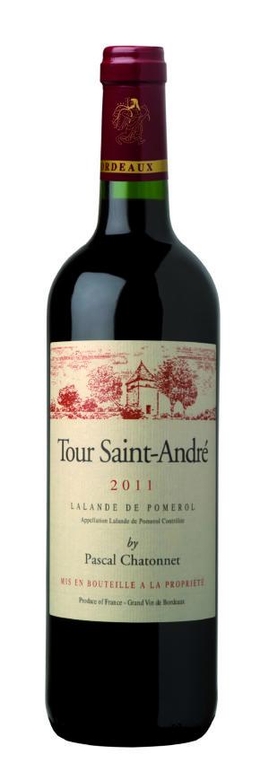 visuel Tour Saint-André 2011