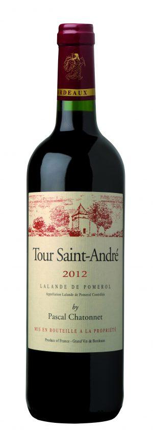 visuel Tour Saint-André 2012
