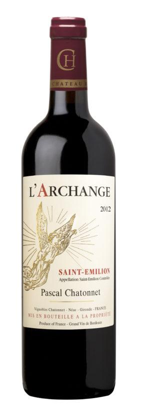 visuel L'Archange 2012