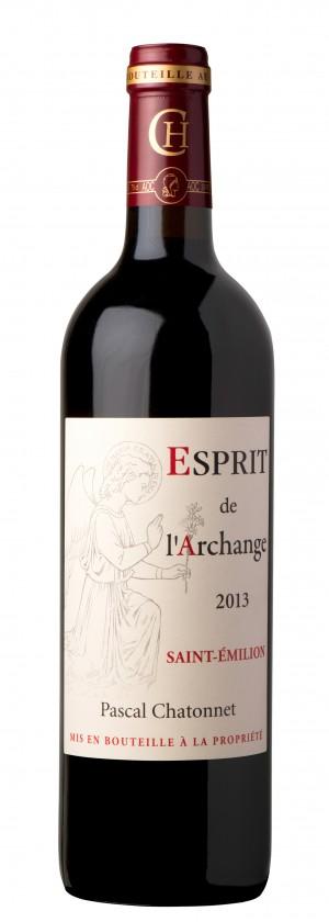 visuel Esprit de L'Archange 2013