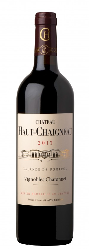 visuel Château Haut-Chaigneau 2013