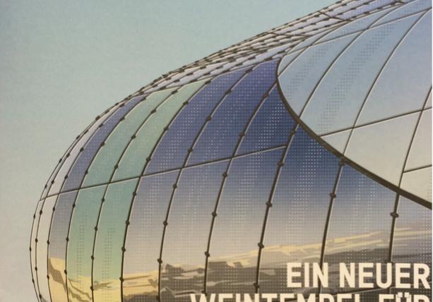 image Primeurs  2015 dans WEINZEITUNG – Magazine Allemand