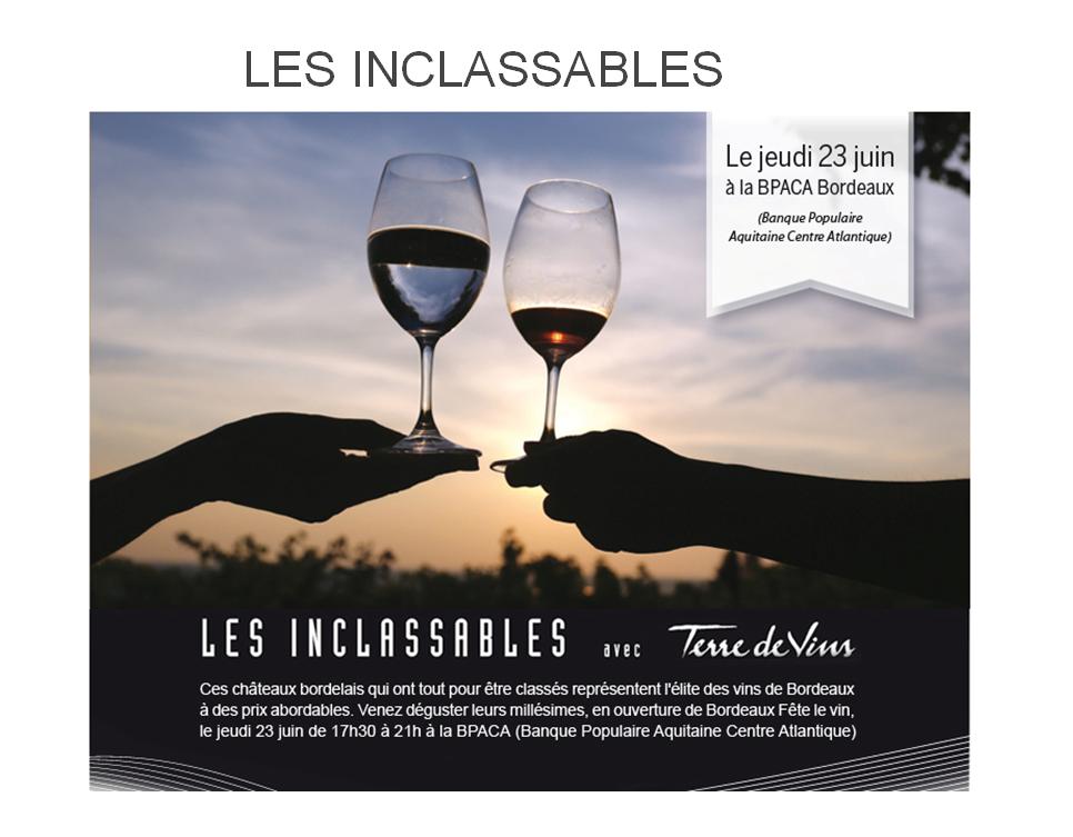 Terre de vin les inclassables 2