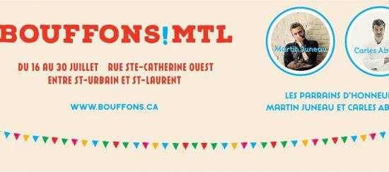 Image BOUFFON Montréal du 16 au 30 Juillet 2016