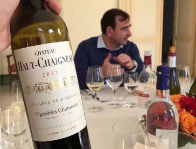 Image Déjeuner au Château – Février 2017 avec un Chef.
