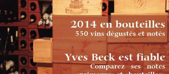 Image Yves BECK 2014 Tasting