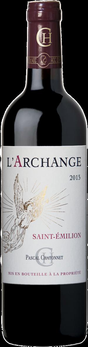 visuel L'Archange 2015