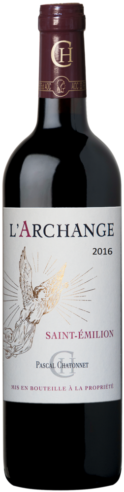 visuel L'Archange 2016