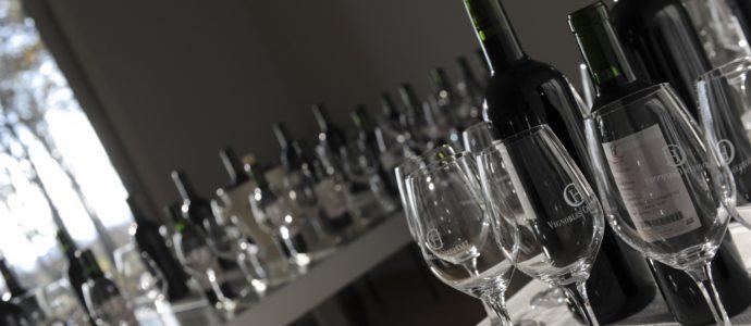 image Visite puis repas au Restaurant La Table de Catusseau, accompagné de nos vins