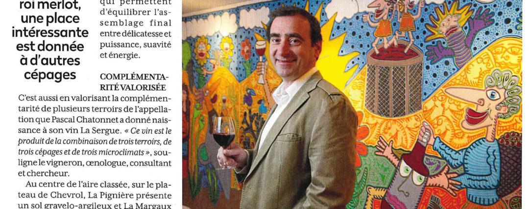 image Article Revue du Vin de France