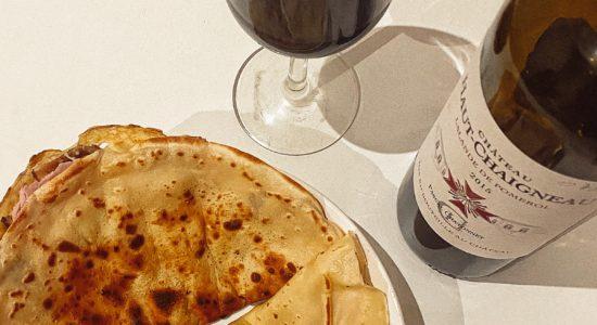 image Accord met et vin – Spécial Chandeleur